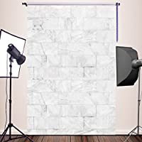 HUAYI5x7ft Gray Marble Backdrop Photography Backdrop Newborn Photo Props Baby Studio Props Photographer YJ-376