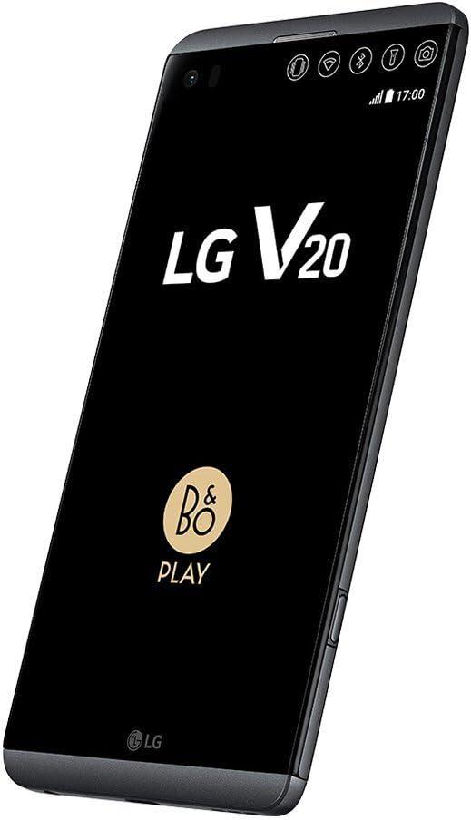 LG V20 Dual SIM 64GB H990DS negro: Amazon.es: Electrónica