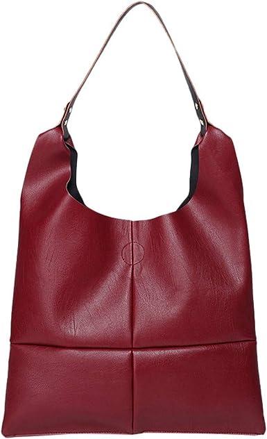 Rcool Bolsos para mujer Carteras de mano y clutches Shoppers