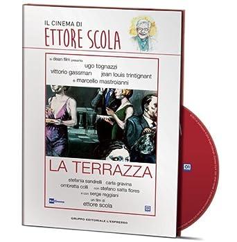 La terrazza - Il cinema di Ettore Scola - N. 8: Amazon.it: Film e TV