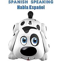 WEofferwhatYOUwant Perro Robot Harry Habla Español   Mascota Interactiva Electrónica   Robots Divertidos Sonidos   Juguetes Educativos para Niños Y Niñas 24 Meses - Dos Años