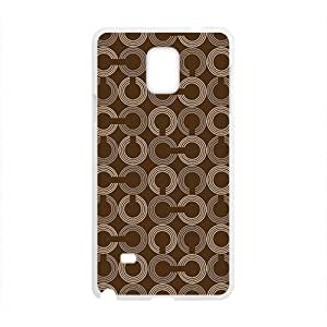 SANYISAN Coach design fashion cell phone case for samsung galaxy note4