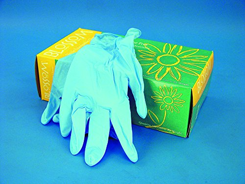 Powder Free Nitrile Gloves, Med, 1000/CS