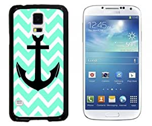 chevron anchor boat ball Hard Plastic and Back it Case for for Samsung Galaxy S5 I9600 TOOT0 Case