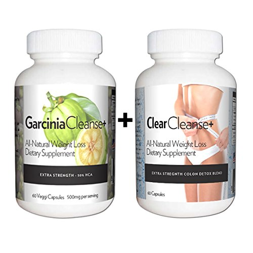 The-Ultimate-Weight-Loss-Solution-Pure-Garcinia-Cambogia-Extract-1000-mg-All-Natural-Herbal-Colon-Cleanse-Lose-weight-flatten-stomach-and-trim-waist-line