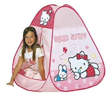 D ARPEJE Tienda de campaña plegable Hello Kitty + Patinete ...