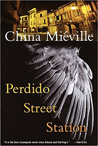 Amazon.com  Perdido Street Station (Bas-Lag) (9780345443021)  China  Miéville  Books f0694f96e