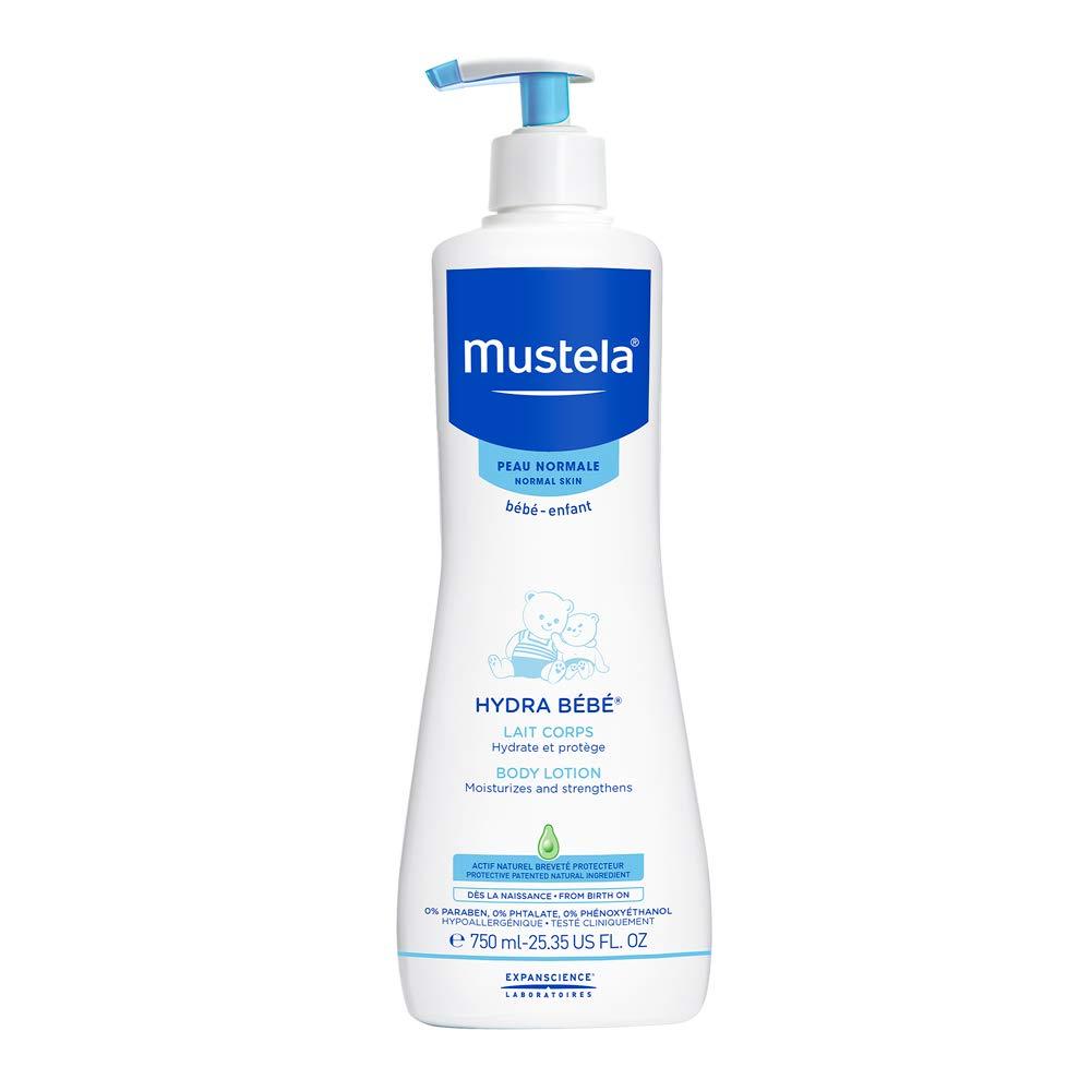 MUSTELA HydraBébé - Leche Corporal 750ML product image