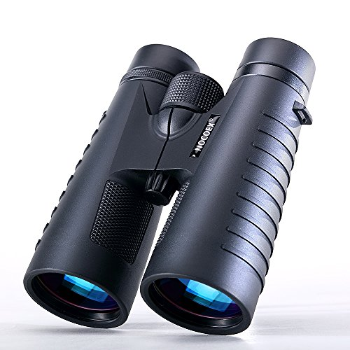 [NOCOEX High Definition 12X50 Binoculars - 50mm Lens Design for Maximum Image Brightness - Waterproof Fogproof - for Bird Watching with Strap] (Mario Open Tennis Costumes)