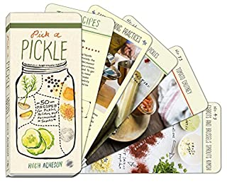 Pick a Pickle: 50 Recipes for Pickles, Relishes, and Fermented Snacks (0770434649) | Amazon Products