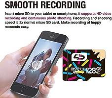 gaoshuo® LD tarjeta micro SD de 32 GB, clase 10 16 GB/64GB/128GB ...