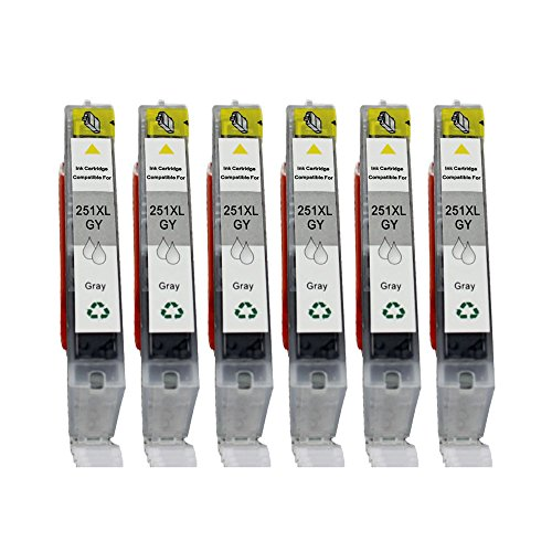 YATUNINK CLI 251XL Compatible Cartridges Replacement product image