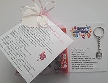 18th Birthday Survival Gift Kit A Lovely Fun Novelty Happy Present