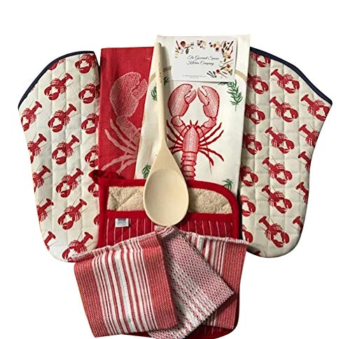 Lobster Themed Kitchen Holders Spoon product image