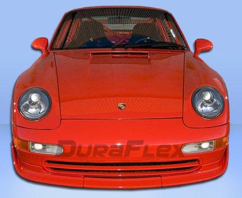 Duraflex Club - 1995-1998 Porsche 993 C2 C4 Targa Duraflex Club Sport Front Lip Under Spoiler Air Dam - 1 Piece