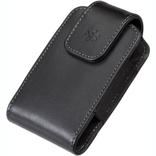 BlackBerry 9630 Tour Leather Pouch Case Holster
