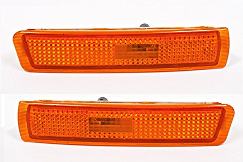 - BMW Z3 M3 E36 USA Type OEM Genuine Front Bumper Side Marker Light 1996-03 PAIR