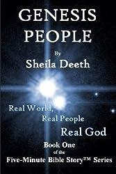 Genesis People (Five-Minute Bible Story Series) (Volume 1)