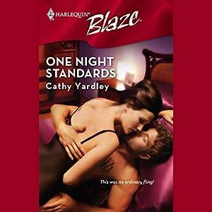One Night Standards Audiobook