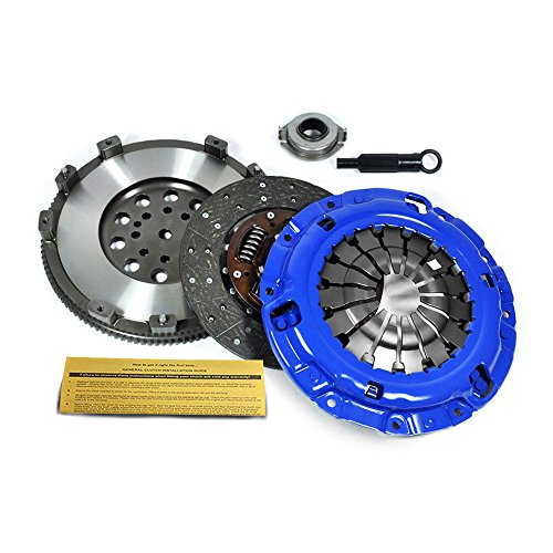 EFT STAGE 1 CLUTCH KIT+CHROMOLY FLYWHEEL 91-99 3000GT VR4 STEALTH R/T TWIN TURBO (Mitsubishi 3000gt Clutch Kit)