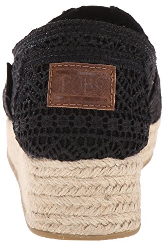 Black Skechers Femme Skechers Chaussures Amaze Highlights Amaze Highlights Woven ax5Oq0a