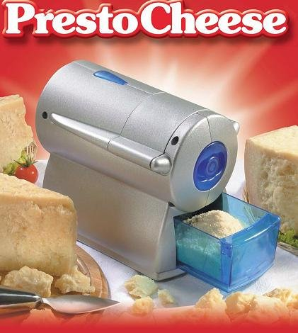 Imperia Presto Electric Cheese Grater by Imperia