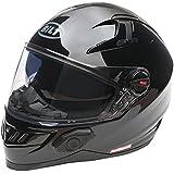 Bilt Techno 2.0 Bluetooth Helmet (L, Black)