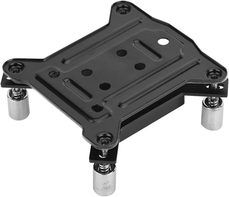 Computer CPU Water Cooling Block Heat-Resistant Water Block Pokerty Water Cooling Block