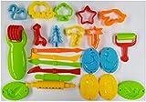 play dough 20 - Dough Tools 20 Piece Assortment