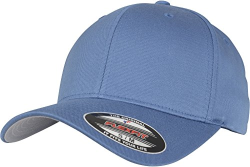 Flexfit Wooly 6-Panel Cap (6277)- STONE, (Womens Fitted Cap)