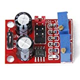 20PCS NE555 pulse frequency duty cycle adjustable module square wave rectangular wave signal generator stepper motor drive