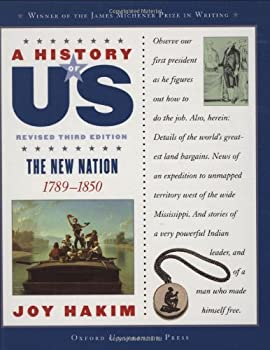 The New Nation 0195188977 Book Cover