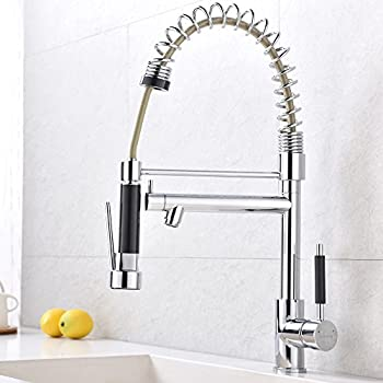 Vccucine Kitchen Faucet Pull Out Image