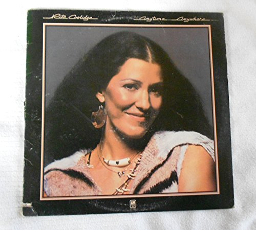 RITA COOLIDGE Anytime Anywhere LP