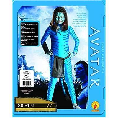 Rubie's Avatar Neytiri Child's Costume, Small: Toys & Games