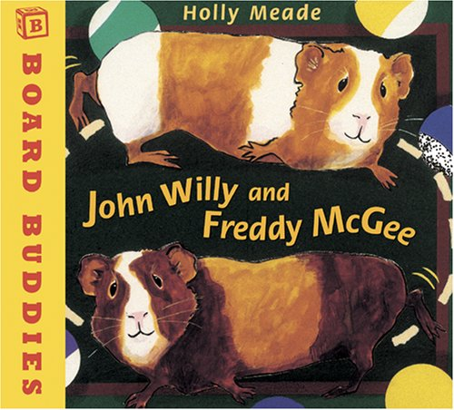John Willy and Freddy McGee (Board Buddies)