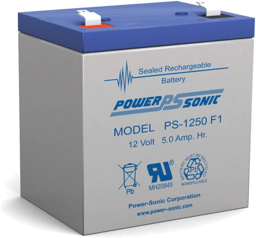 Fresh Stock Compatible Replacement Battery Brand New B/&B HR5.5-12
