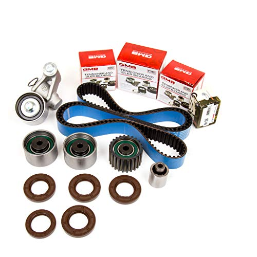 Evergreen TBK328HP Race Series Timing Belt Kit Fit 02-05 Subaru Impreza WRX Turbo DOHC 2.0L - Impreza Subaru Wrx Turbo