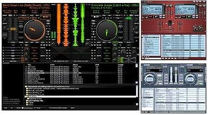 PCDJ DEX Computer DJ Mixing Software