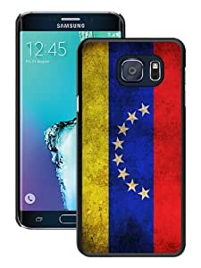 Cheap Abstract Samsung Galaxy S6 Edge+ Case,Venezuela Venezuelan Flag Black New Custom Design Samsung Galaxy S6 Edge Plus Cover Case