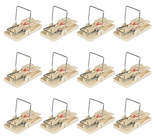 (Victor Power Kill Mouse Trap (Pack of 12))
