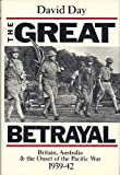 The Great Betrayal, David Day, 039302685X