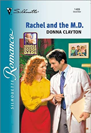 book cover of Rachel and the M.D.