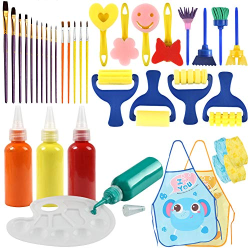 Kids Love to Paint and Will Love This Set!