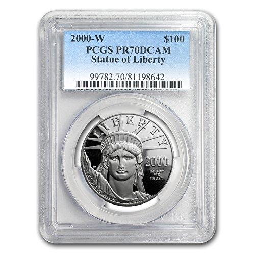 1oz platinum bar - 9