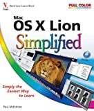 Mac OS X Lion Simplified, Paul McFedries, 1118022408
