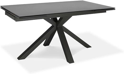 STONES – Mesa extensible cerámica uno OM/313 – Piano Color ...