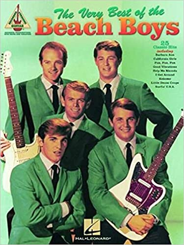 amazon the very best of the beach boys guitar recorded versions