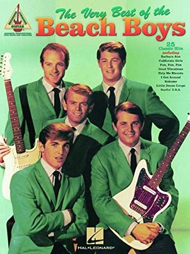 The Very Best of the Beach Boys: Guitar Recorded Versions (Beach Boys Guitar)