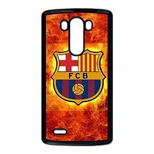 LG G3 Cell Phone Case Black Barcelona Football 004 Delicate gift JIS_448994